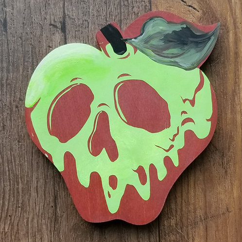 Poison Apple Green/Red