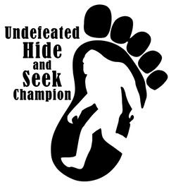Bigfoot Hide and Seek