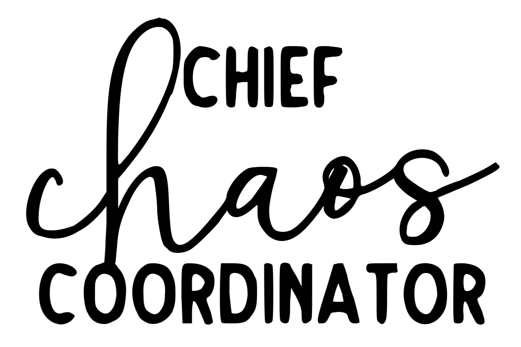 Chief Chaod Coordinator