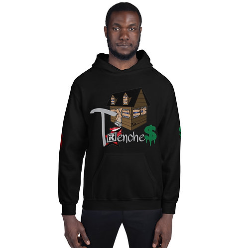 Trench'd Out Hoodie