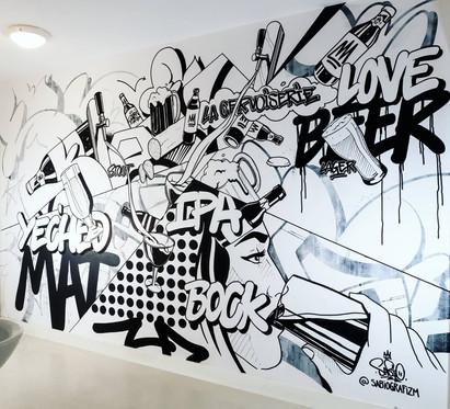 Déco Graffiti