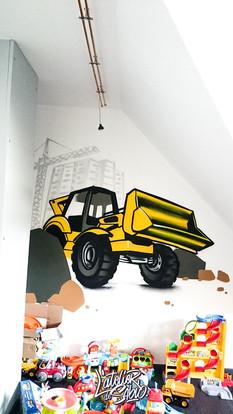 Déco Graffiti Chambre