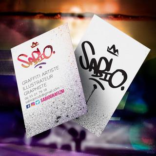 Carte de visite Sabio