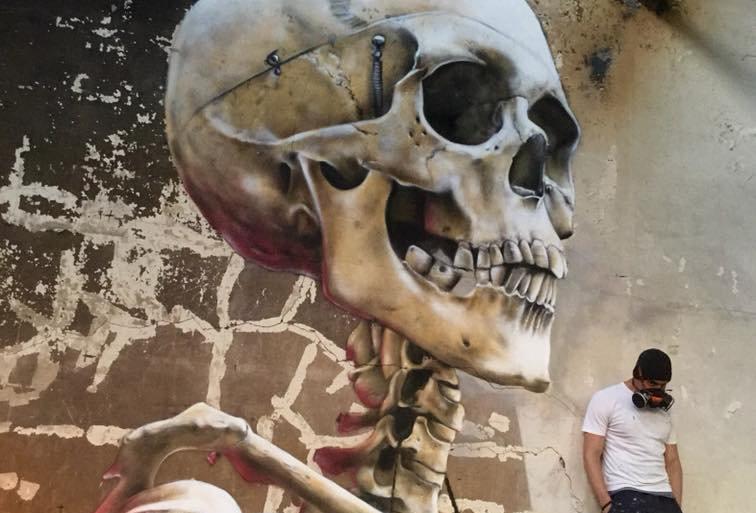 Scaf - Skull