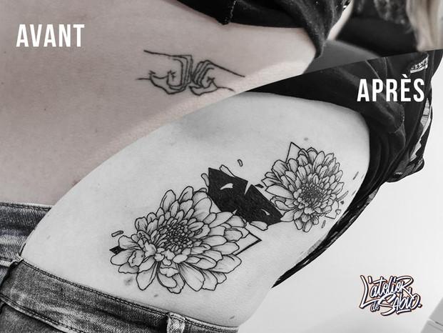 Tattoo Aurore