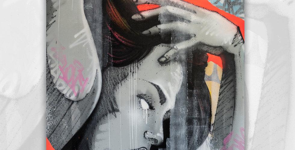 Toile de l'artiste Sabio - Karismatik