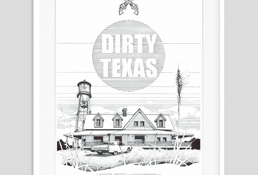 Fresh - Dirty Texas