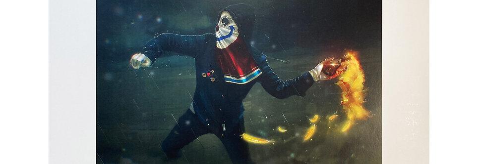 Darkelixir - Clown