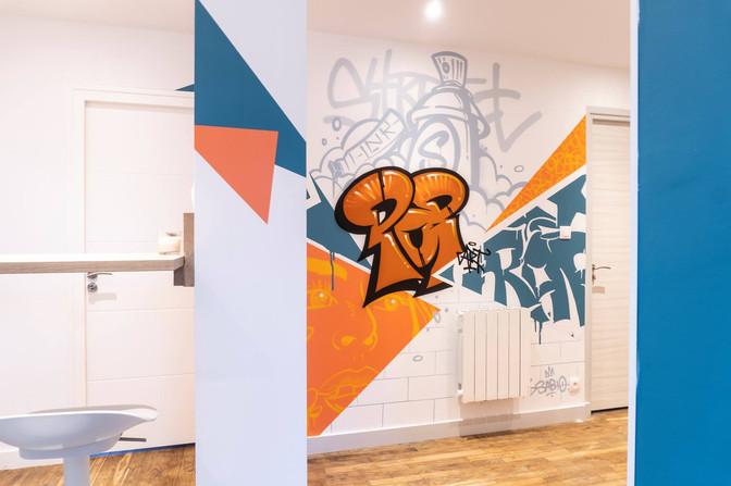 Décoration Appartement Street Art