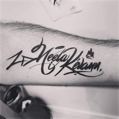 Tattoo Benji