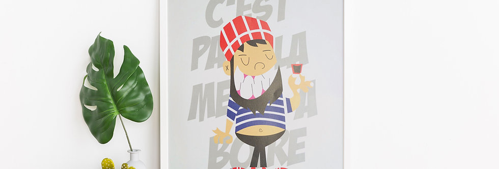 Affiche de Worm - C'est pas la mer à boire