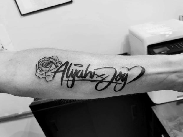 Tattoo Vincent