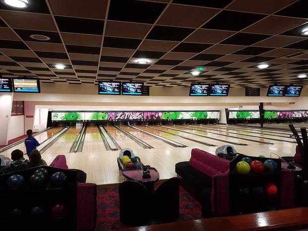 Bowling le master à Quimper