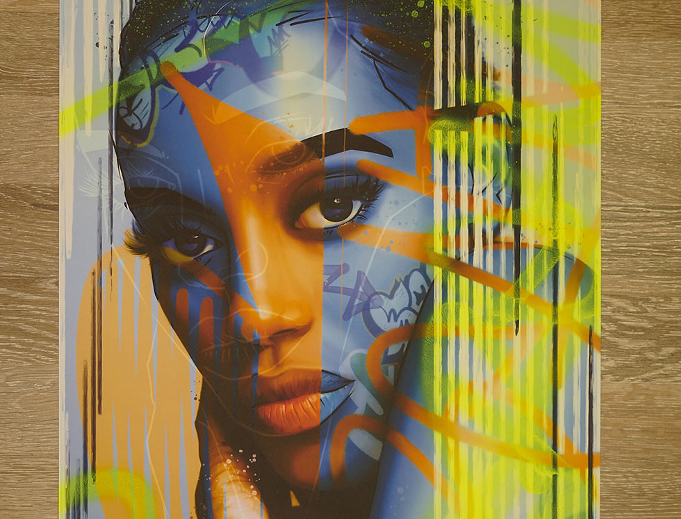 Print de Sabio - All colours are beautiful