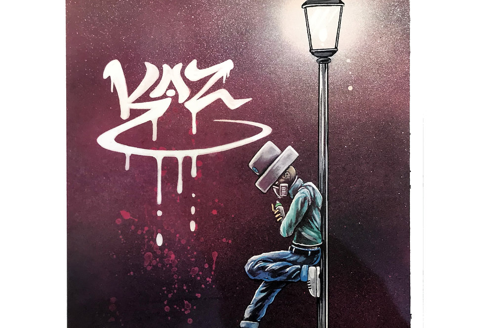 Kaz - Instant créatif, 2019