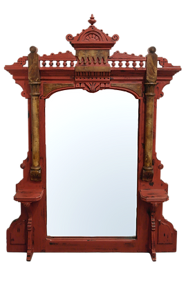 'Alma' Eastlake Mirror