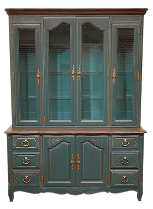 'Antionette' China Cabinet