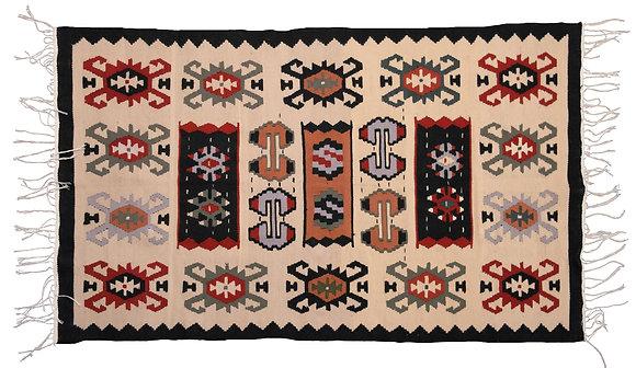 'Tarantula' Handmade Wool Rug