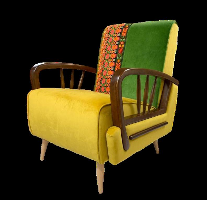 'Khalil' Armchair