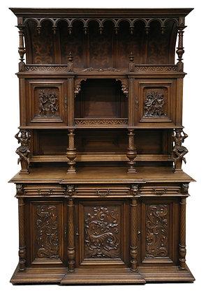 'George' Walnut Cabinet
