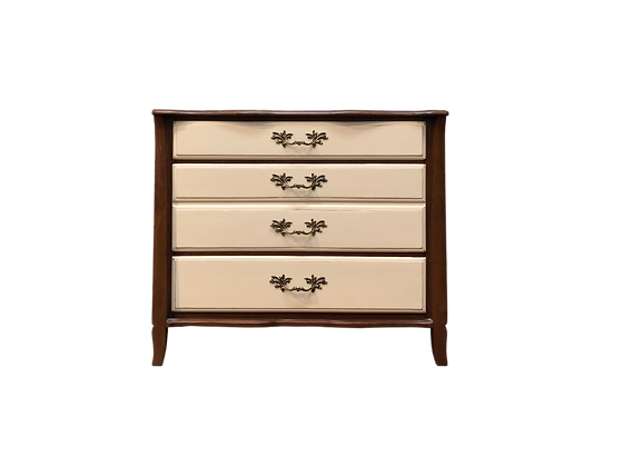 'Mika' Two-tone dresser