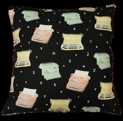 'Typo' Cushion Cover