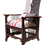 Thumbnail: 'Huda' Oak Armchair