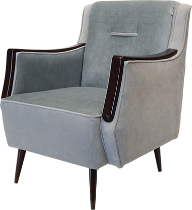 'Zalfa and Maryam' Armchair