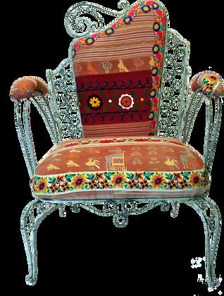 'Aysha and Alia' Patio chairs