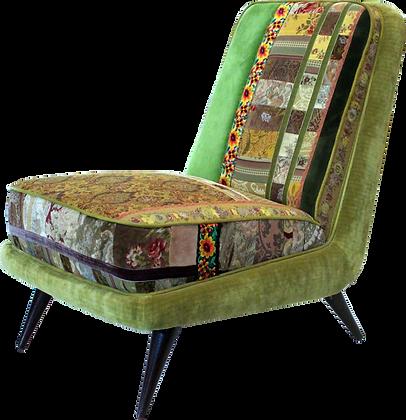 'Freya' Slipper chair
