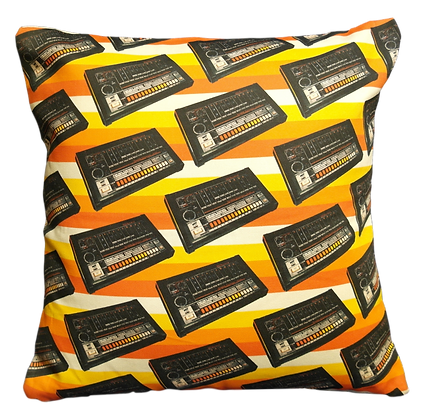 'Retro' Cushion Cover