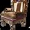Thumbnail: 'Omar' Deconstructed chair