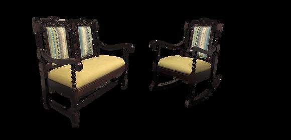 'Frank & Richie' Seating Set
