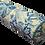 'Blue Chinoiserie' Bolster Cushion