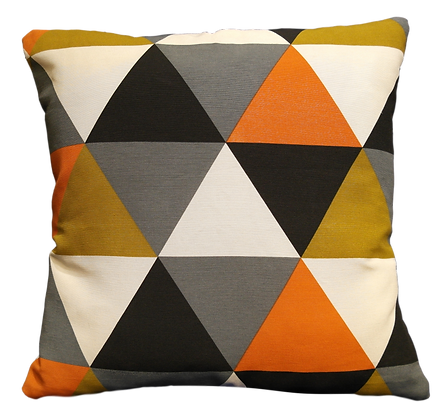 'Geo' Cushion Cover