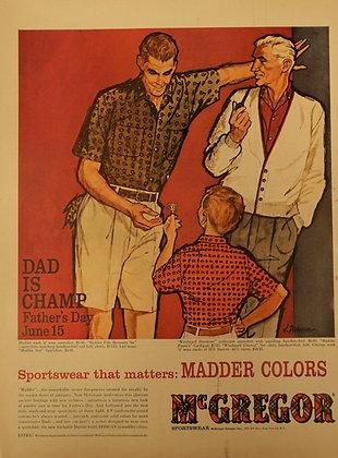 Vintage Fashion Prints