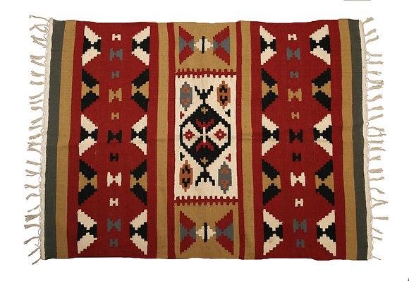 'Tribe' Handmade Wool Rug