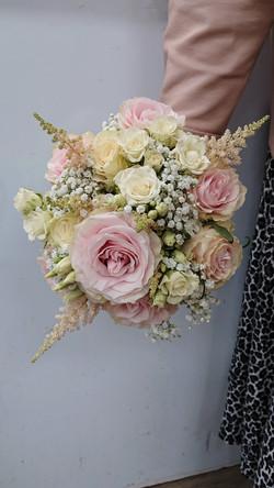 Bouquet paste