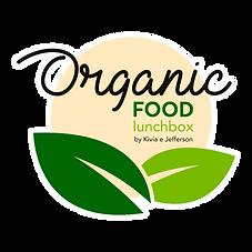 Logo Organic Food Lunchbox