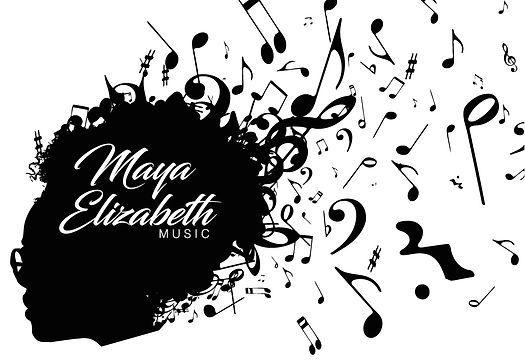 Maya Elizabeth Music Logo