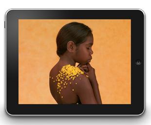 Anne Geddes // App Design