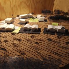 Eco-hameau en autoconstruction