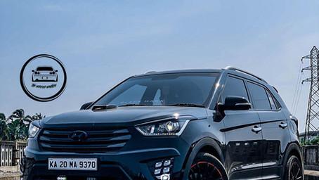 Hyundai Creta 1.6 SX The Black Hawk