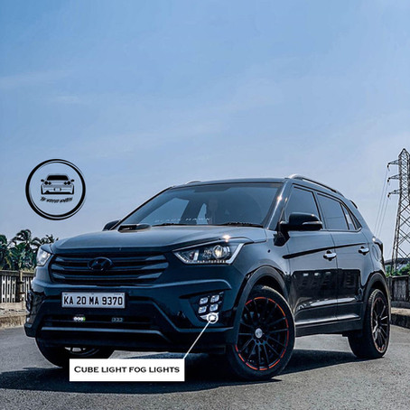 Hyundai Creta 1.6 SX The Black Hawk