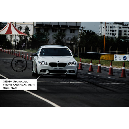 Read About India's Fastest Diesel BMW 530D M Sport