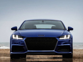 Modified Audi TT a Power-Packed Machine