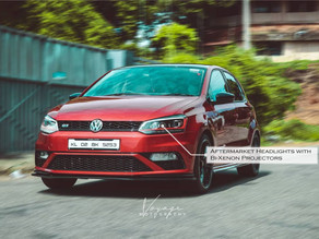 Polo GT Modified  with Stage2+ Aggressive ECU Remap & Stage 2 TCU Tune