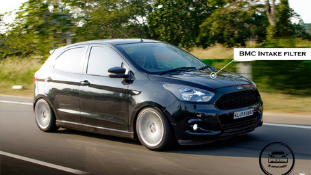 Read About The Modified Ford Figo With Insane Look