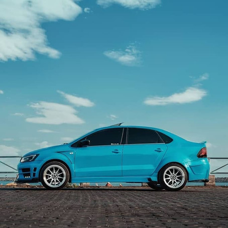 The Blue Volks