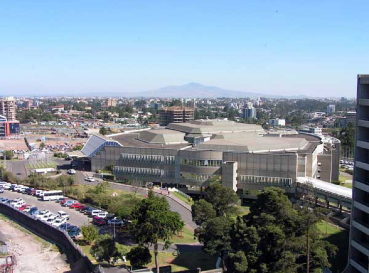 United Nations Conference Centre